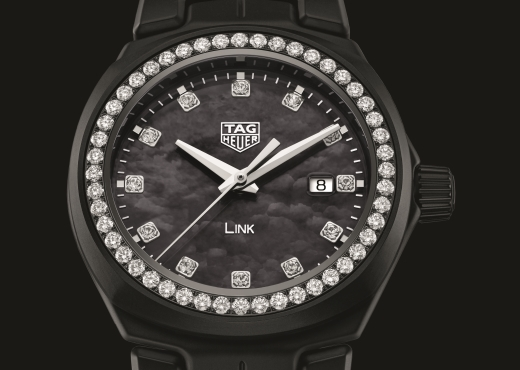 TAG Heuer Link Lady Bella Hadid Limited Edition