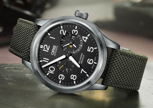Обновленные часы Oris Big Crown ProPilot Worldtimer