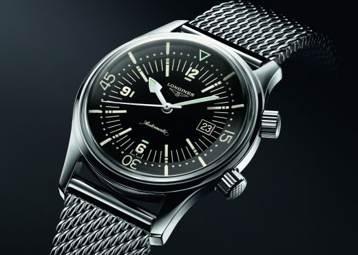Часы Longines Legend Diver